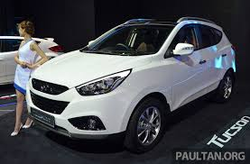 hyundai tucson price 2013 hyundai tucson facelift makes debut at klims13 image 210194
