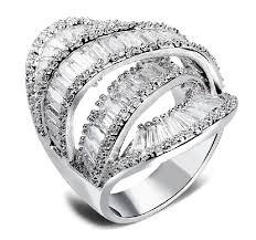 best rings design images Best fashion women cz ring luxury wedding gift for lover bling jpg
