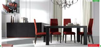 red dining room tables dining room furniture modern dining sets 62