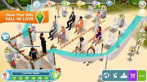 the sims freeplay aso report and app store data apptweak