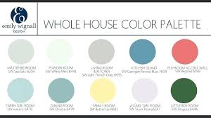 whole house color palette color palettes for homes large size of my projects picking whole