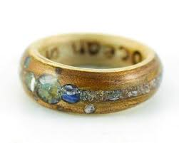 wedding ring alternative alternative wedding rings from eco wood rings bespoke woods and