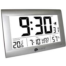 Cool Digital Clocks Fresh Cool Atomic Wall Clocks 16786