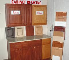 kitchen bathroom cabinet refacing before and after with reface