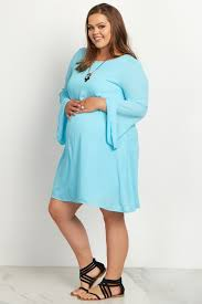 plus size bell sleeve short dresses ready to fill in you closets