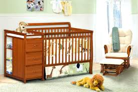 Cribs With Changing Tables Attached Easily Of Cribs With Changing Table Attached Stylish By