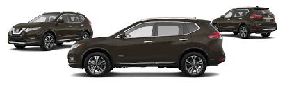 nissan midnight 2017 nissan rogue hybrid awd sv 4dr crossover midyear release