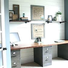 executive desk with file drawers built in office desk and cabinets wall cabinets office custom built