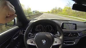 bmw g10 bmw 7er g10 driving assistant plus autobahnfahrt