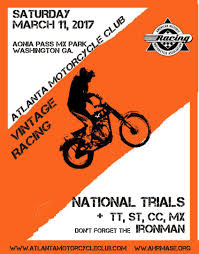 trials and motocross news events observed trials u2013 ahrma