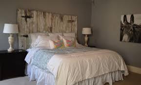 chambre bois flotté tête de lit bois flotté une décoration romantique qui respire la mer
