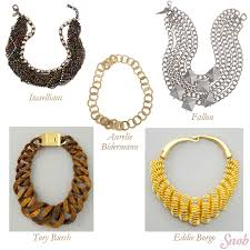 chunky necklace chain images Eddie borgo tory burch aurelie bidermann iossellani fallon jpg