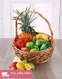 where to buy fruit baskets buy tropical fruit basket online netflorist