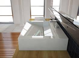 waschtische design design waschbecken waschtisch auch mit ablaufschlitz