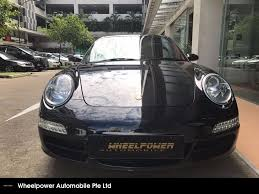 used porsche 911 singapore buy used porsche 911 targa 4s tiptronic car in singapore 215 800