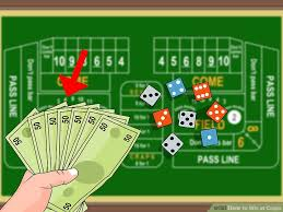 Craps Table Odds 3 Ways To Win At Craps Wikihow