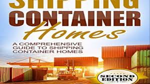 shipping container homes book finest shipping container homes