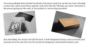 How To Design Your Business Card How To Design The Best Metal Business Card