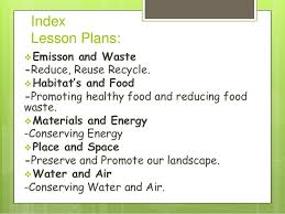 educational for sustainable development lesson plan booklet