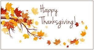 happy thanksgiving vandala magazine