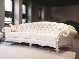 White Leather Tufted Sofa Furniture Leather Tufted Sofa Tufted Leather Sofa