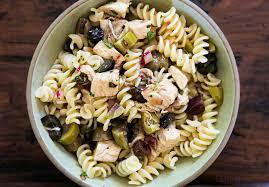 Mediterranean Style Food - mediterranean chicken salad recipe simplyrecipes com