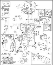 briggs engine parts diagram briggs wiring diagrams instruction