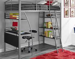 Childrens Bunk Bed With Desk Top 10 Best Childrens Bunk Beds With Desk Best Of 2018 Reviews