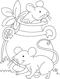 cute mouse coloring pages tags mouse coloring pages dragon