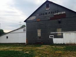 The Barn Wooster Ohio 130 Year Old Barn Moves To Carroll County Farm And Dairy