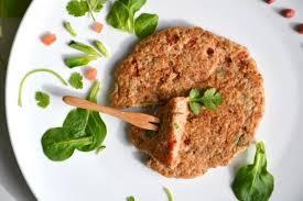 cuisiner les graines de sarrasin recette galettes de sarrasin aux châtaignes sauce butternut