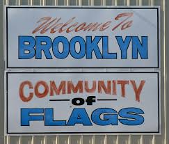 Brooklyn Flag Brooklyn Iowa Wikipedia