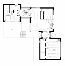 100 rectangular house plans gallery of parallelepiped