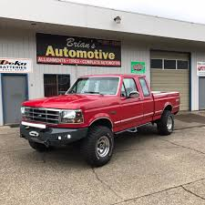 1992 Ford F150 Weld It Yourself 1992 1996 Ford F150 Bumpers Move