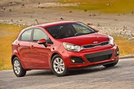 2012 kia rio gas mileage the car connection