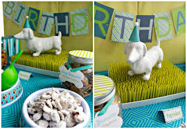 themed parties idea 23 dog birthday party ideas that you must take away birthday inspire