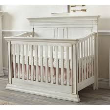 White Convertible Baby Crib Baby Cache Vienna 4 In 1 Convertible Crib Antique White Baby