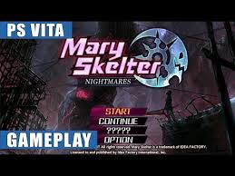 Kaset Ps Vita Skelter Nightmares skelter nightmares ps vita gameplay