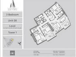 Burj Al Arab Floor Plans Floor Plans Burj Vista Downtown Dubai By Emaar