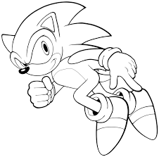 download sonic colouring in pages ziho coloring
