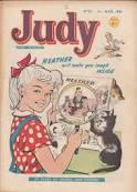 Image of Judy comic