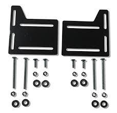 Bed Frame Hooks Amazon Com Bed Rail Hooks Plate Adapter Bracket Conversion Kit