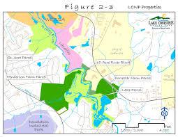 Greenville Sc Map Master Plan Lake Conestee Nature Park