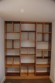 15 best collection of contemporary oak bookcase