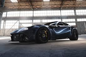 Ferrari F12 Silver - spanish tuning firm bengala unveils ferrari f12 caballeria motor
