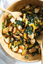 make ahead thanksgiving panzanella oh she glows