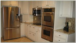 kitchen wall cabinet sizes double wall oven cabinet depth