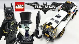 lego batman movie penguin arctic roller review 2017 70911