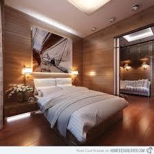 Wood Panel Bedroom WB Designs - Bedroom design wood