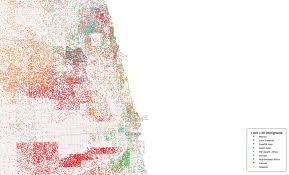 south america dot map colorful dot maps paint a picture of immigration in the u s 6sqft